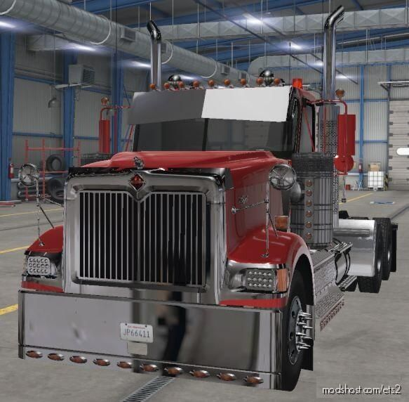 International 9900I [1.39] for Euro Truck Simulator 2