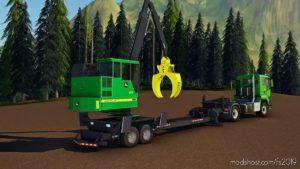 John Deere 437E for Farming Simulator 19