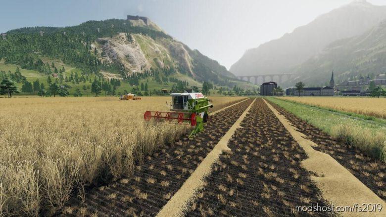 Claas Dominator 106 for Farming Simulator 19