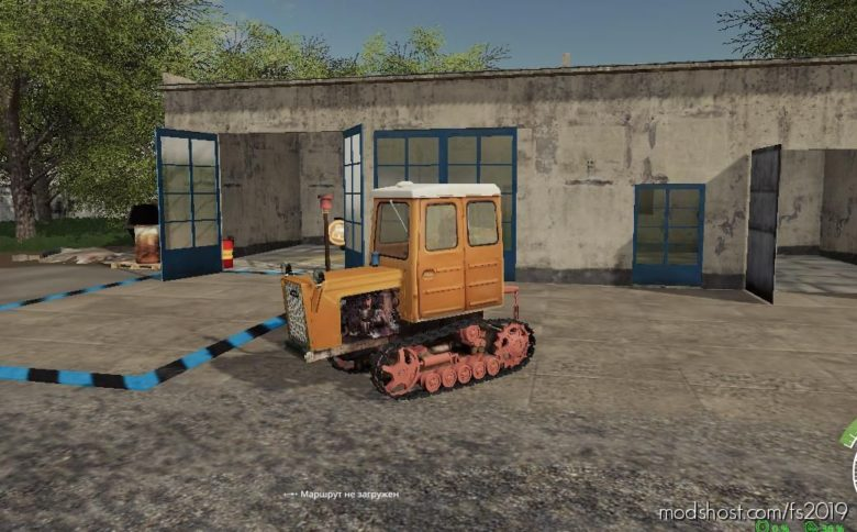 T-54 for Farming Simulator 19