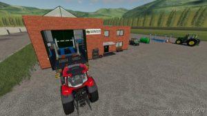 Large Farm Workshop for Farming Simulator 19