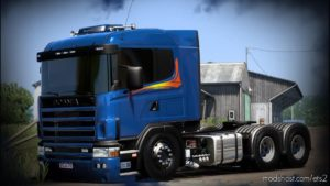 Scania 124 Frontal [1.40] for Euro Truck Simulator 2