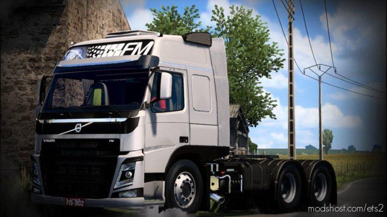 Volvo FM Brazil Edit [1.40] for Euro Truck Simulator 2