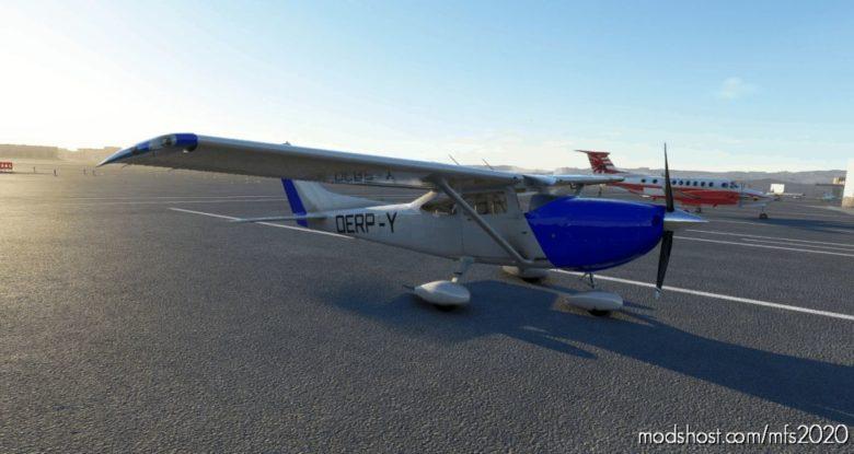182 Blue And White for Microsoft Flight Simulator 2020