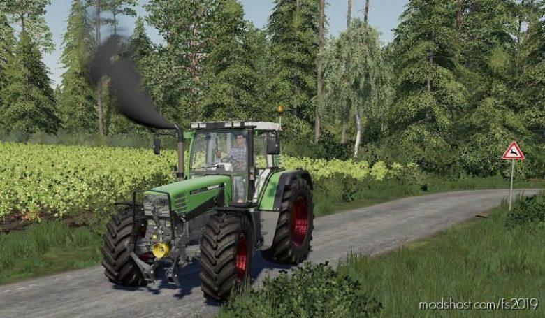 Fendt Favorit 500 Colour Choice Special for Farming Simulator 19