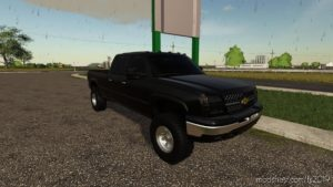 2006 Chevy Silverado 1500HD for Farming Simulator 19