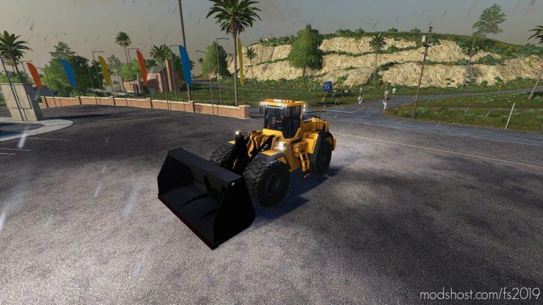 Volvo L220H V4.0.1 for Farming Simulator 19