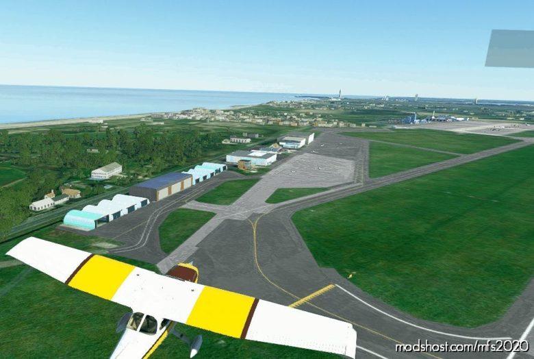 Oostende Ebos for Microsoft Flight Simulator 2020