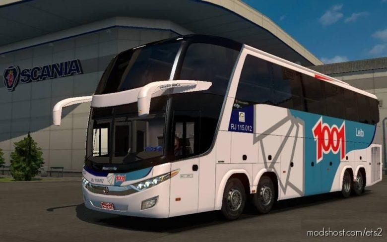 Marcopolo G7 1200 [1.40] for Euro Truck Simulator 2