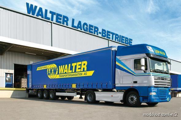 Combo Skin LKW Walter for Euro Truck Simulator 2