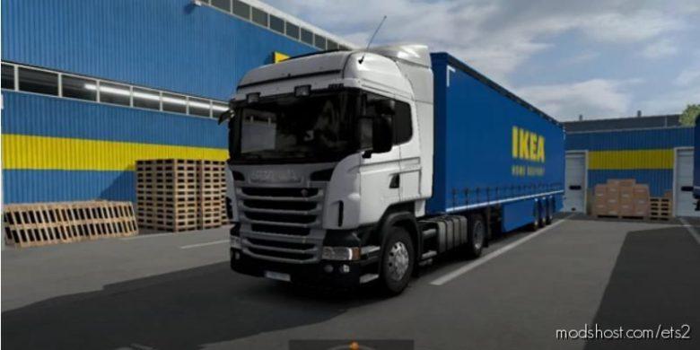 Scania DC12 Stock Sound for Euro Truck Simulator 2