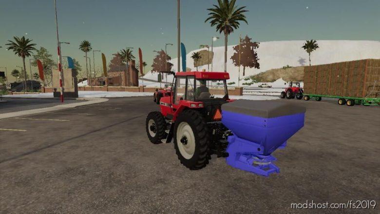 Lizard SP700 Salt Spreader for Farming Simulator 19