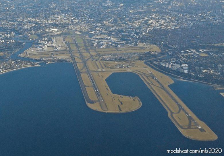 Yssy (Sydney) Real Jetstar Passenger Routes for Microsoft Flight Simulator 2020