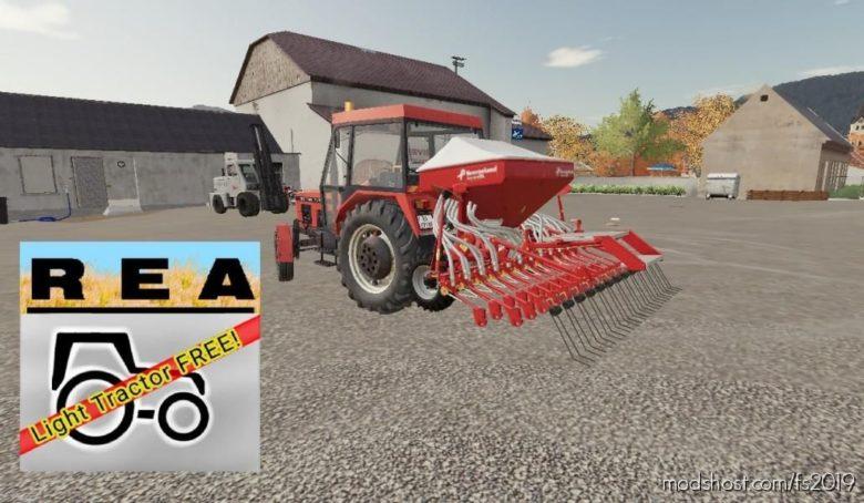 Kverneland Accord DL REA FIX for Farming Simulator 19