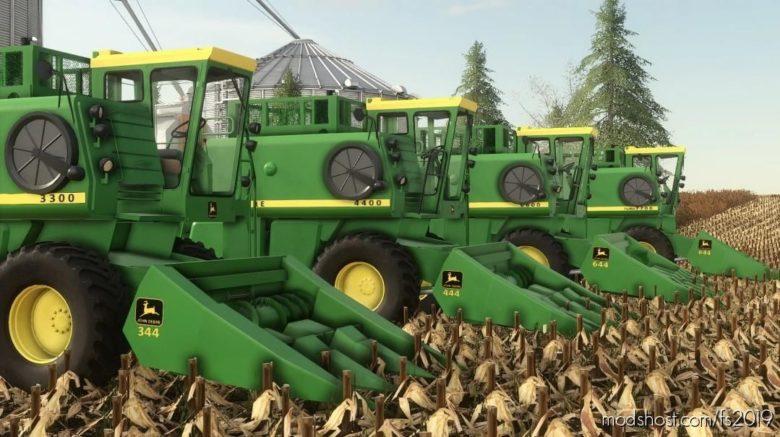 NEW Generation Combines for Farming Simulator 19