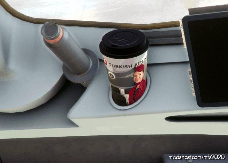 NEW Turkish Airlines Style Cockpit for Microsoft Flight Simulator 2020
