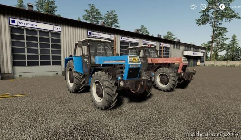 Zetor Crystal 16045 for Farming Simulator 19