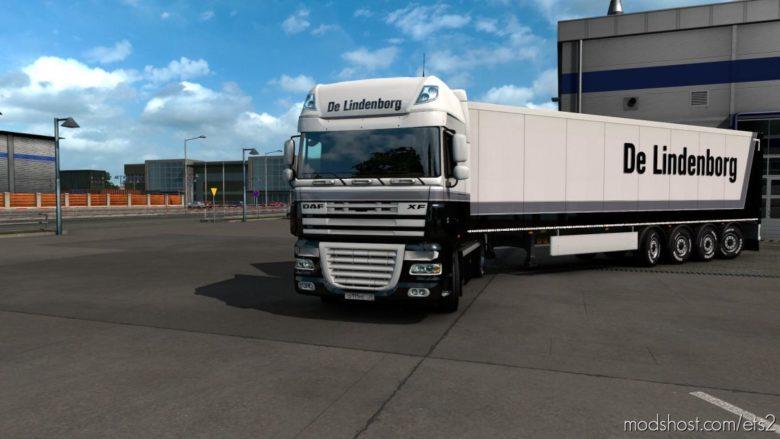 Combo Skin DE Lindenborg for Euro Truck Simulator 2