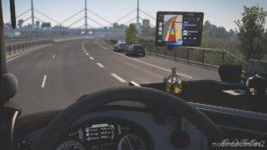 Apple Ipad AIR 2020 GPS Navigator [1.40] for Euro Truck Simulator 2