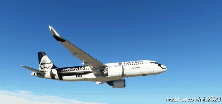 Airbus A320Neo – Latam (Star Wars) for Microsoft Flight Simulator 2020