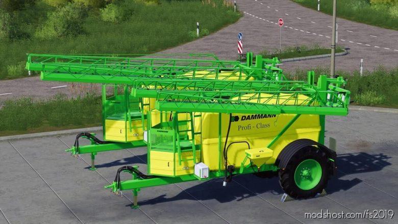 Dammann Profi Class 50 Series for Farming Simulator 19