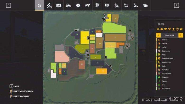 Autodrive Courses For Bettingen for Farming Simulator 19