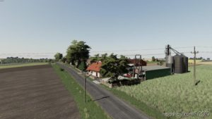 Hebdow Map for Farming Simulator 19