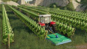 Desvoys Rotary Cutter for Farming Simulator 19