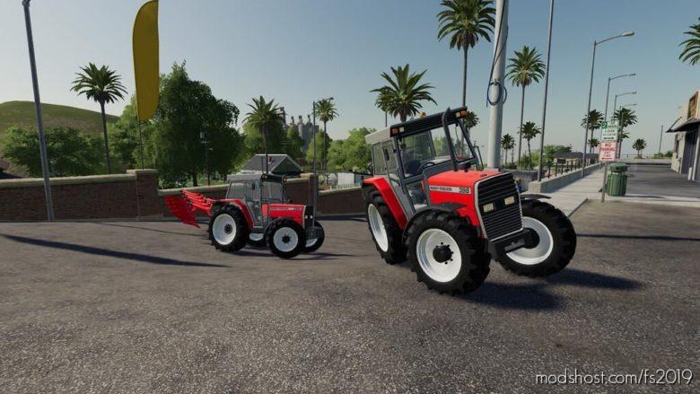 Massey Ferguson 398 for Farming Simulator 19