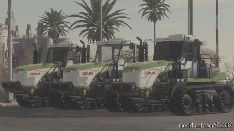Claas Challenger 95E for Farming Simulator 19