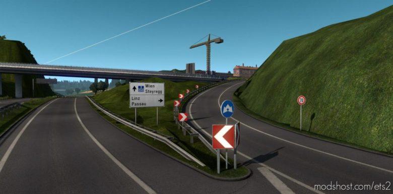 Projekt Cesko V0.4 [1.40] for Euro Truck Simulator 2