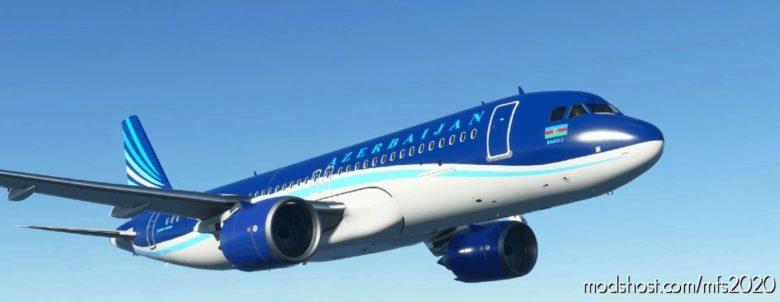 A320NEO Azal [8K] for Microsoft Flight Simulator 2020