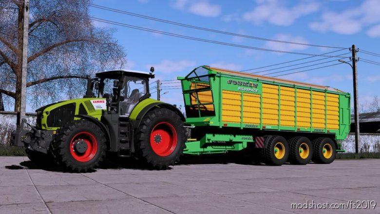 Joskin Silospace 26/50 for Farming Simulator 19