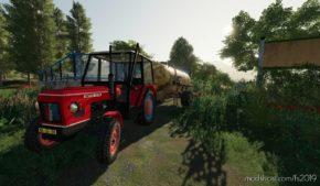 Zetor 6718 for Farming Simulator 19