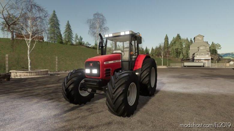 Massey Ferguson 6290 for Farming Simulator 19