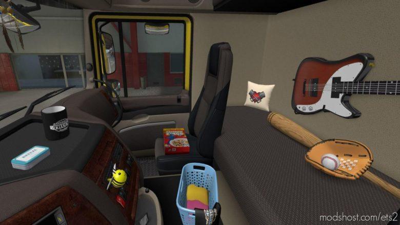 DLC Cabin Accessories ATS [1.40] for Euro Truck Simulator 2