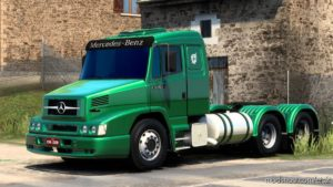Mercedes Benz 1634 [1.40] for Euro Truck Simulator 2