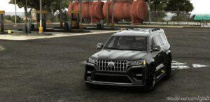 Toyota Land Cruiser 200 (C) Hakama 2020 V1.1 for Grand Theft Auto V
