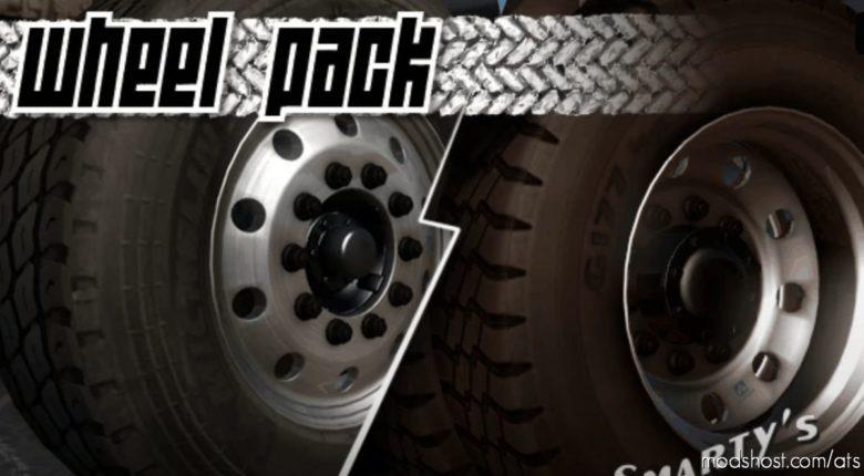 Smarty's Wheel Pack V1.6 [1.40] for American Truck Simulator