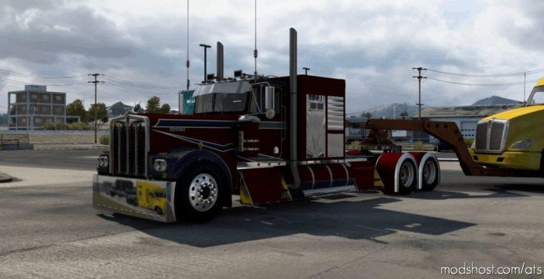 Kenworth W900A FIX Truck [1.40] for American Truck Simulator