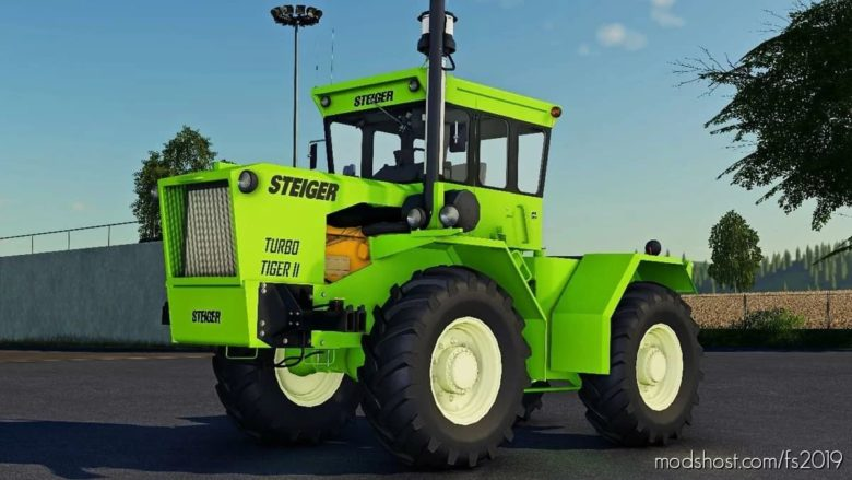 Steigers Series 2 for Farming Simulator 19