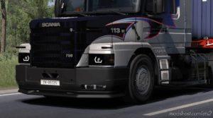 Scania 113H Torpedo V2.1 [1.39] for Euro Truck Simulator 2