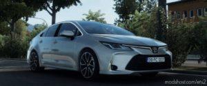 Toyota Corolla 2020 V1R60 [1.40] for Euro Truck Simulator 2