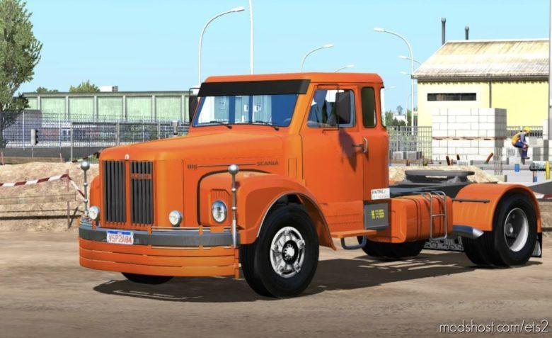 Scania 111 [1.40.X] for Euro Truck Simulator 2