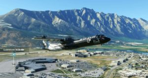 ATR72600 AIR NEW Zealand for Microsoft Flight Simulator 2020