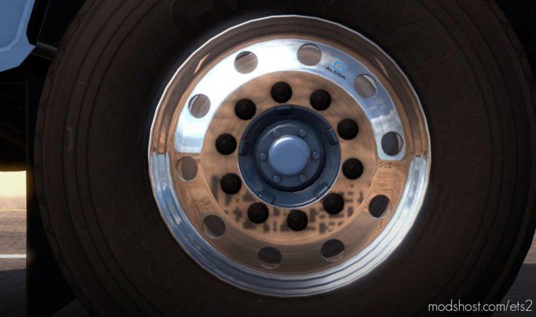 Smarty's Wheel Pack V1.6 [1.40] for Euro Truck Simulator 2