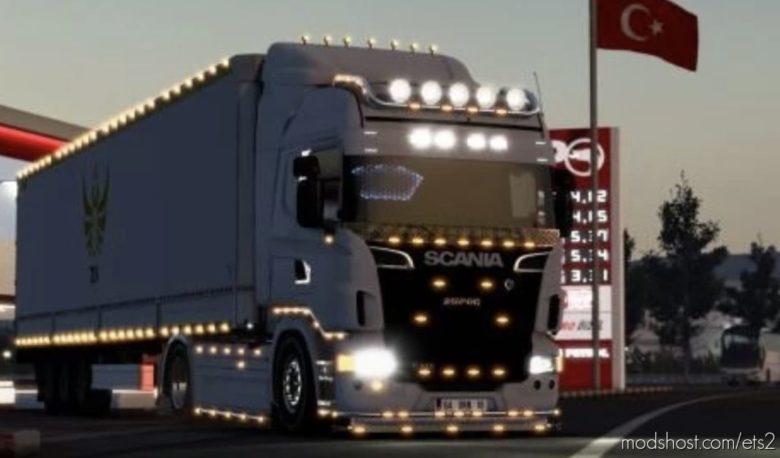 Scania R440 FIX [1.40] for Euro Truck Simulator 2