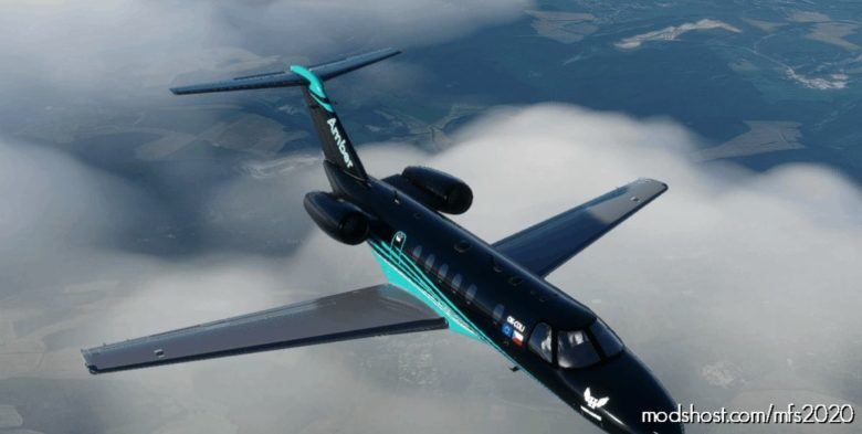 Amber Airlines for Microsoft Flight Simulator 2020
