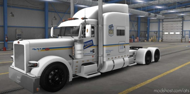 Perdue Farm Skin [1.40] for American Truck Simulator