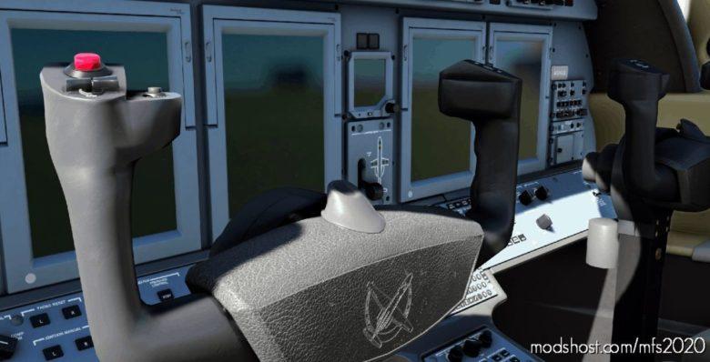 CJ4 Cockpit Texture Mod V0.1.0 for Microsoft Flight Simulator 2020